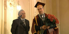 On 3 November Valery Gergiev was awarded the title of Honorary Professor of the St Petersburg Conservatoire