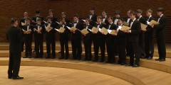 Concert by the Boys' Chorus of the Popov Academy of Choral Art (Moscow)