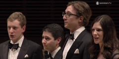A Christmas of All Ages<br> The vocal ensemble VOCES8 a cappella